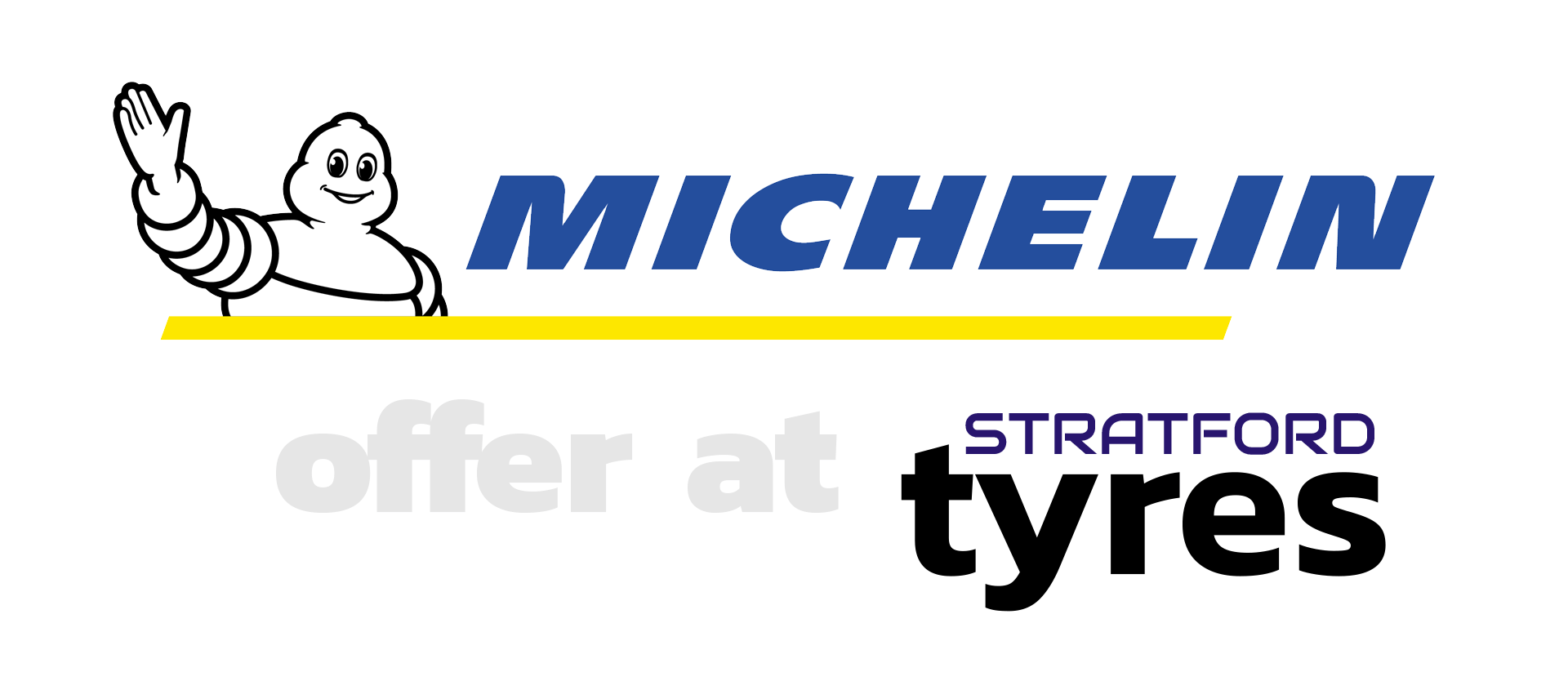 Buy 2 or 4 Michelin tyres and claim money on your prepaid visa card!